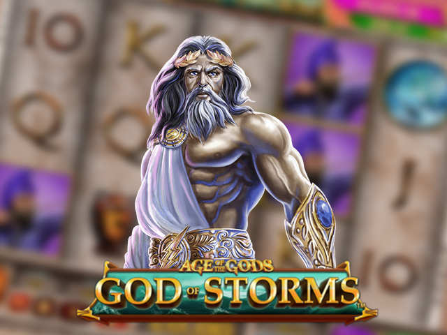 Age Of The Gods: God Of Storms на тему богов