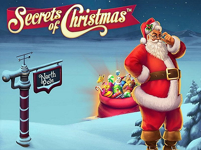 Играть онлайн в слот Secrets Of Christmas